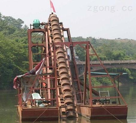 zui理想 投资价值高的淘金船生产厂家 青州隆辉挖沙机械