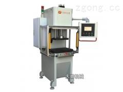 ty501-25t单柱液压机图片