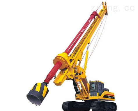 小型旋挖钻机,旋挖钻机,五岳桩工机械领军品牌