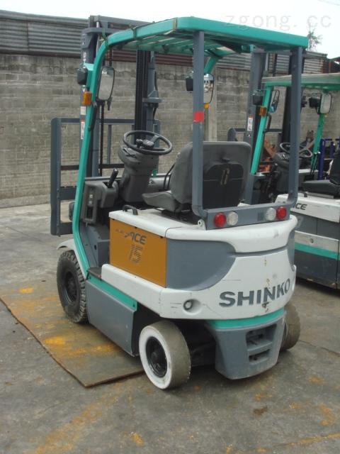 广州神钢电动叉车维修出租