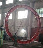加工定做新型选矿节能球磨机大齿轮 管式节能球磨机大齿轮