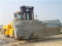 华南重工25吨石材叉车重型大叉车石矿区25吨大叉车