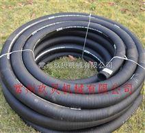美国PARKER派克两层纤维缠绕811吸油/回油低压胶管。现货