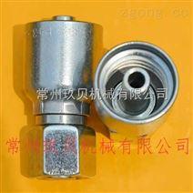 美国进口1CA43-10-5P派克液压软管扣压式接头。现货