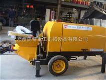 混凝土湿喷机 泵送结构满足您的湿喷要求