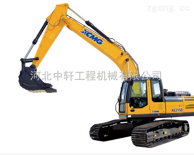徐工XE215D型挖掘机配件