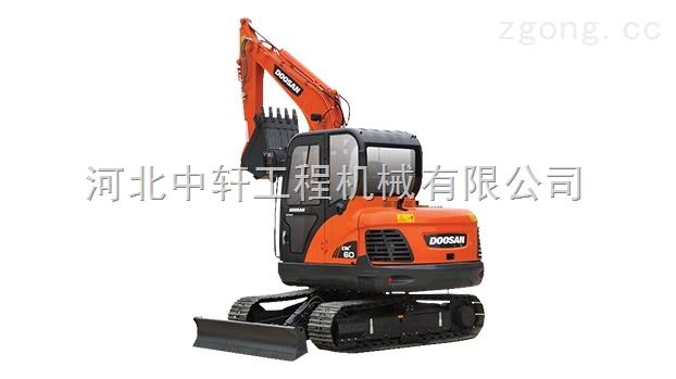 斗山DX60-9CG挖掘机配件