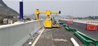 单侧桥梁检测施工车