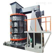 立式板錘打砂機設備 河卵石制砂生產線設備