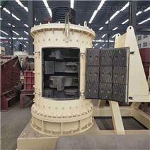 新型立軸板錘制砂機 重型復合板錘破碎機
