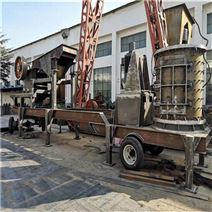 河南友邦機械 石料立式板錘制砂機