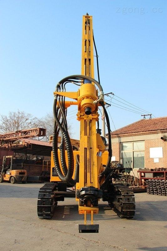 全液压潜孔钻机生产厂家