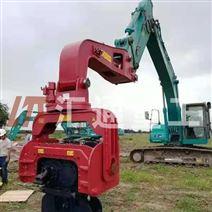 挖掘機定制改裝13米15米18米打樁臂這家專業