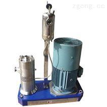 GMD2000溶膠研磨分散機
