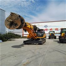大口徑工程用旋挖鉆機