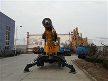 大口径轮式旋挖钻机