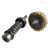 比尔德铝/铜/碳素钢/不锈钢涡轮蜗杆
