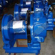 气动绞车采用压缩空气为动力-1吨