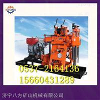 XY-100液压岩心水井勘探钻机厂家直销