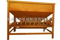 山东生物有机肥设备给料仓厂家、振动给料仓价格